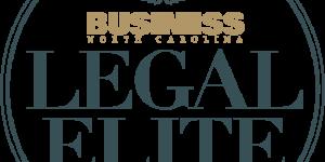 Thomas Amburgey included in the Business North Carolina Legal Elite 2019