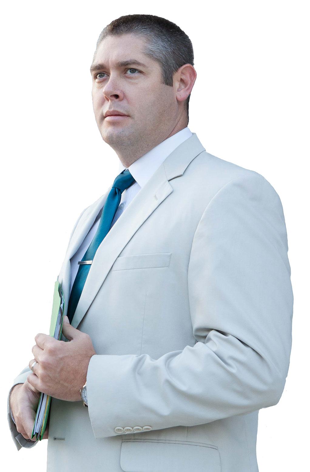 Image of Thomas Amburgey on white background